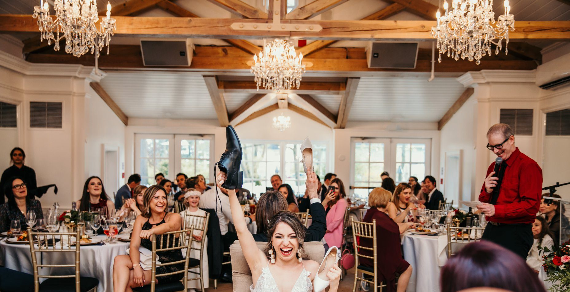 Doctor House Wedding